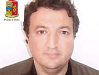 Handout picture released by Italian police of Algerian Djamal Eddine Ouali