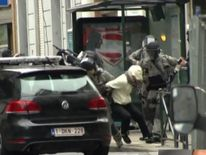 Suspect Arrested In Brussels During Terror Raid