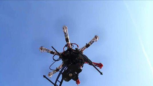 101014 Paparazzi Drones