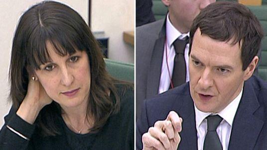 Rachel Reeves & George Osborne