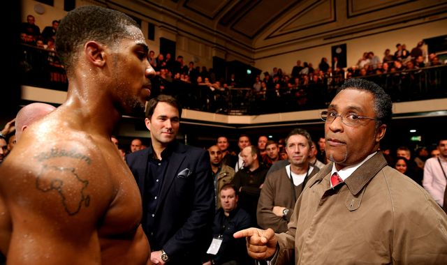 Ex-boxer Michael Watson hospitalised after 'car-jacking' attack