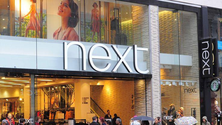 Next fashion retailer on Oxford street
