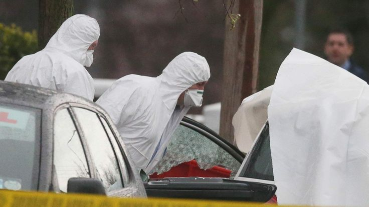 McKee Road shooting - Ireland
