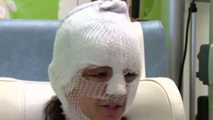 Brussels attacks survivor Fanny Klein.
