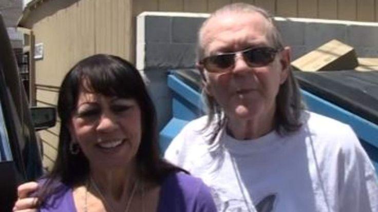 Lana Rae Meisner and Randy Meisner. Pic: TMZ