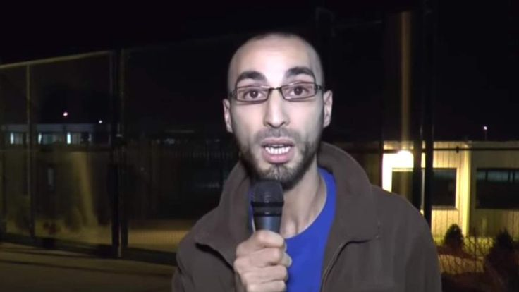Faycal Cheffou, charged with terrorist murder by Belgian authorities