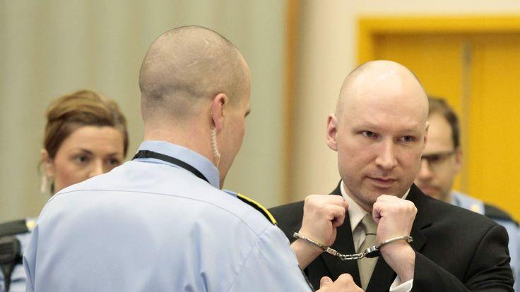 Breivik in court