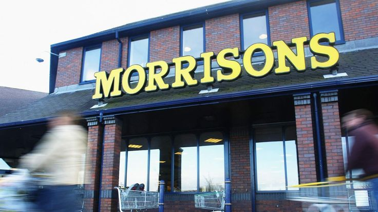 A Morrisons Store