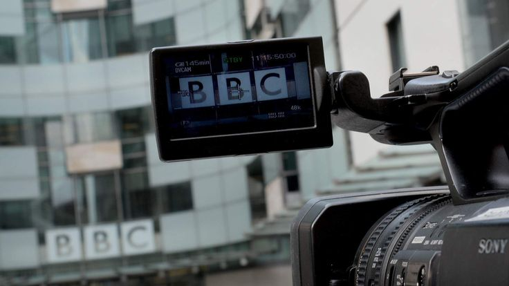 BBC Broadcasting House in central London.