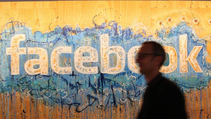 Facebook Logo at Facebook International