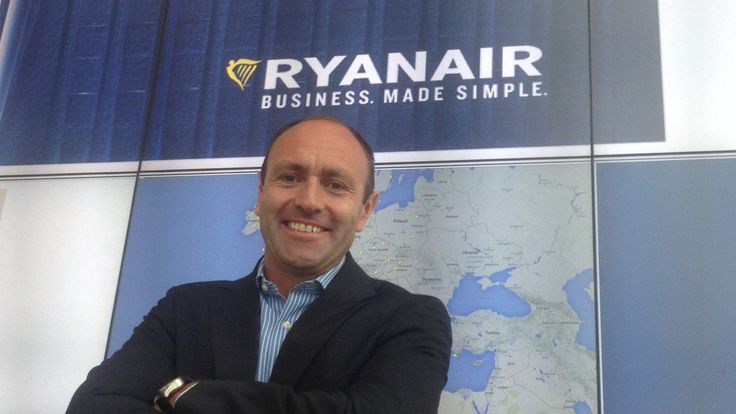 Kenny Jacobs Ryanair - Business Plus