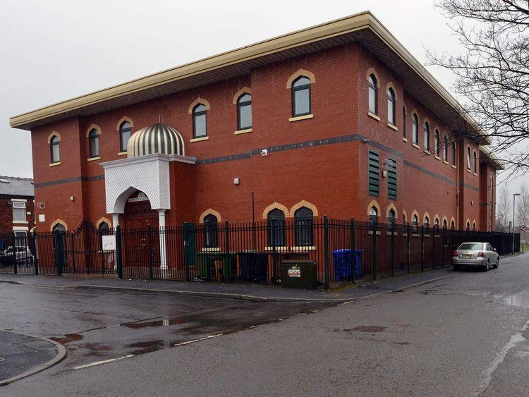 Mosque Hamza in Moss Street West, Ashton-under-Lyne.