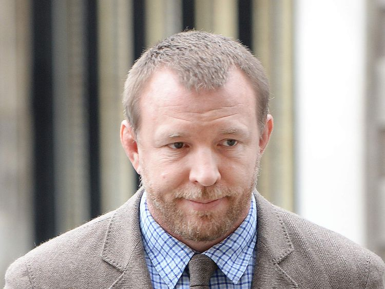 Madonna and Guy Ritchie court case