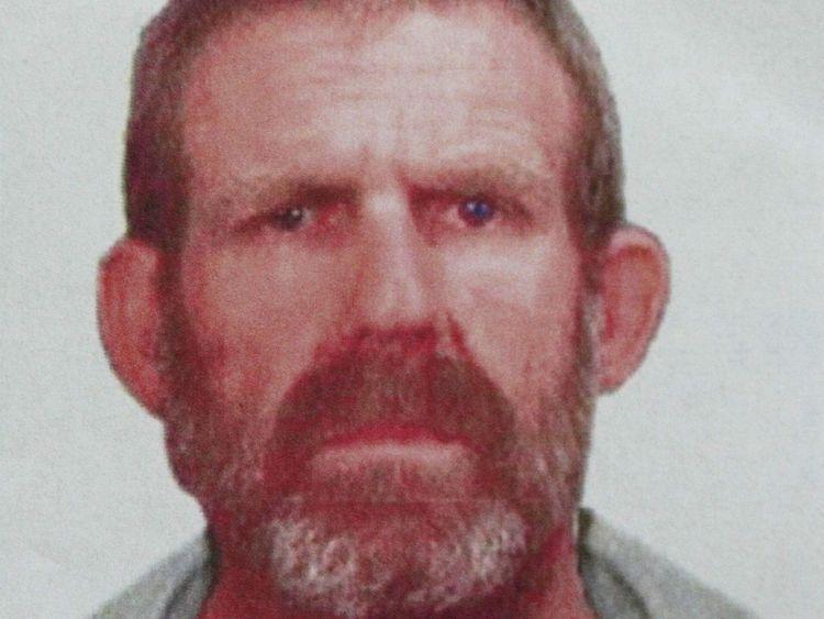 Undated police handout photo of Bradley Murdoch