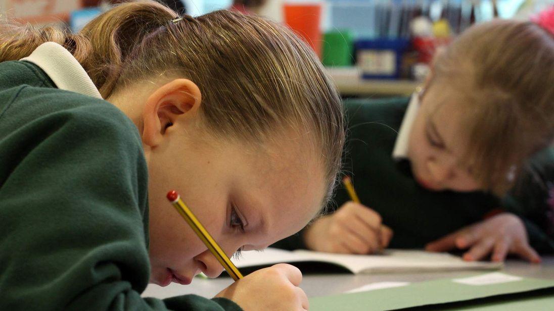 Education Children In School Classroom