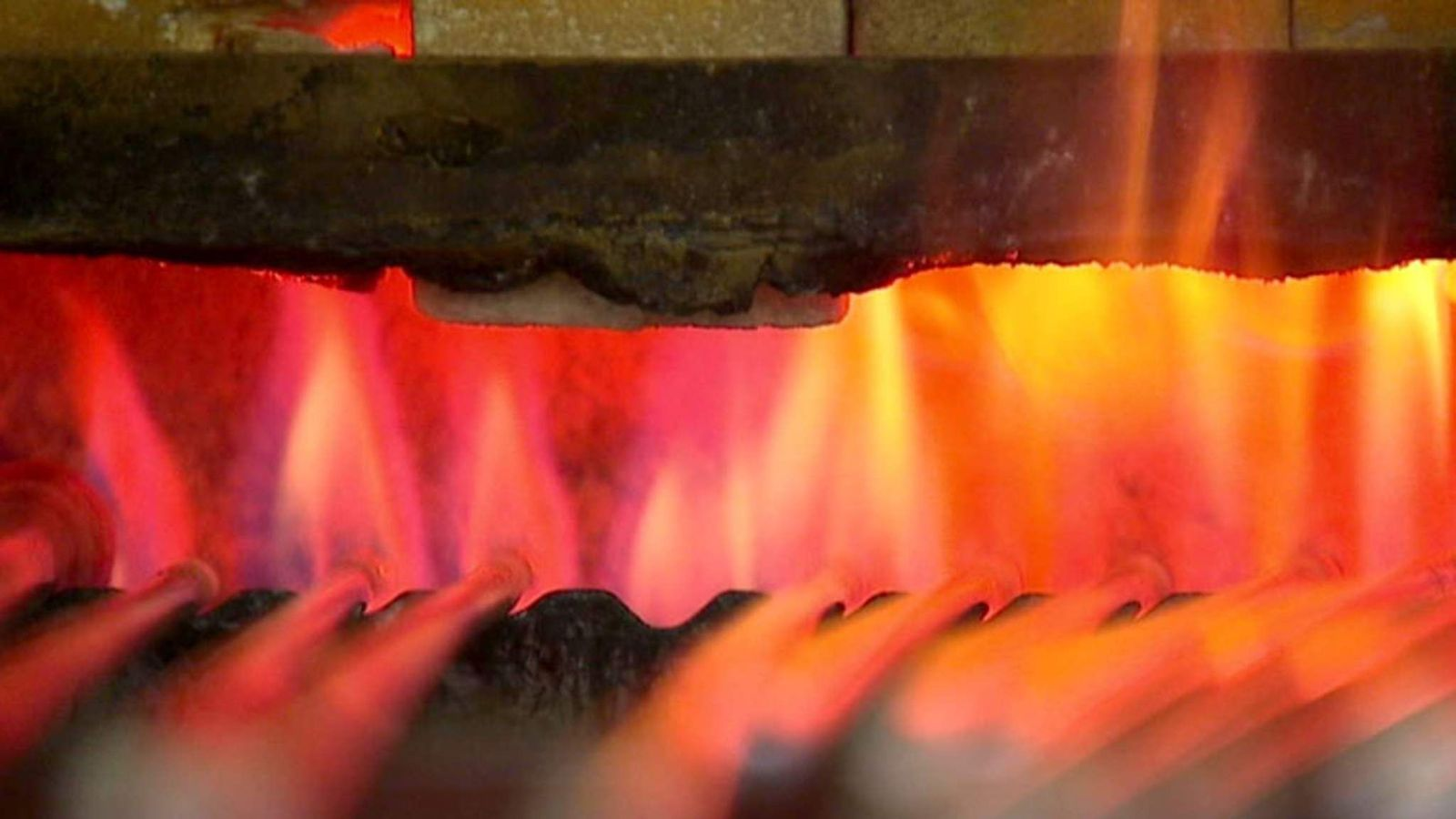 Energy firms are under pressure to limit price rises.