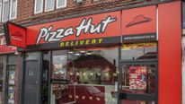 A Pizza Hut Delivery store