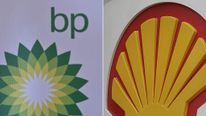 Shell And BP Logos New