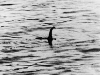 Chinese Tourism - The Loch Ness Monster
