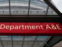 A&E demand warning