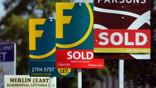 House Prices For Sale Signs