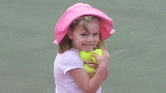 Madeleine McCann has been missing for almost 10 years