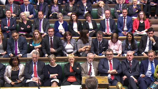 Labour benches