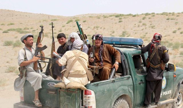 IS-linked militants kill 30 abducted civilians in Afghanistan