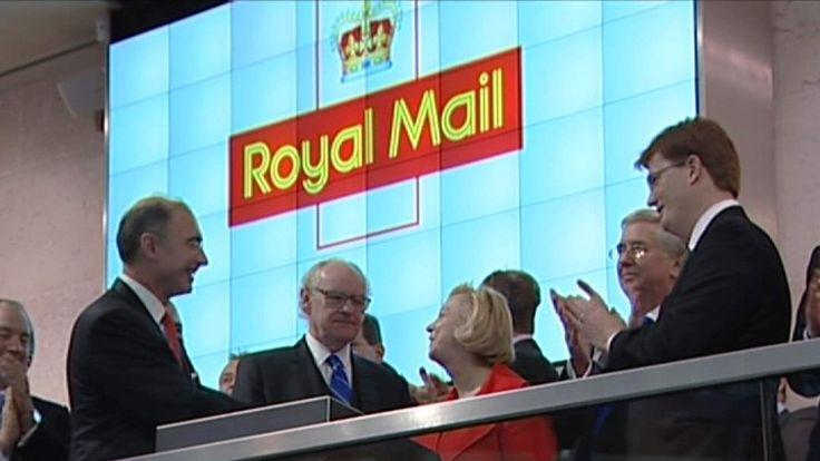 Royal Mail Flotation