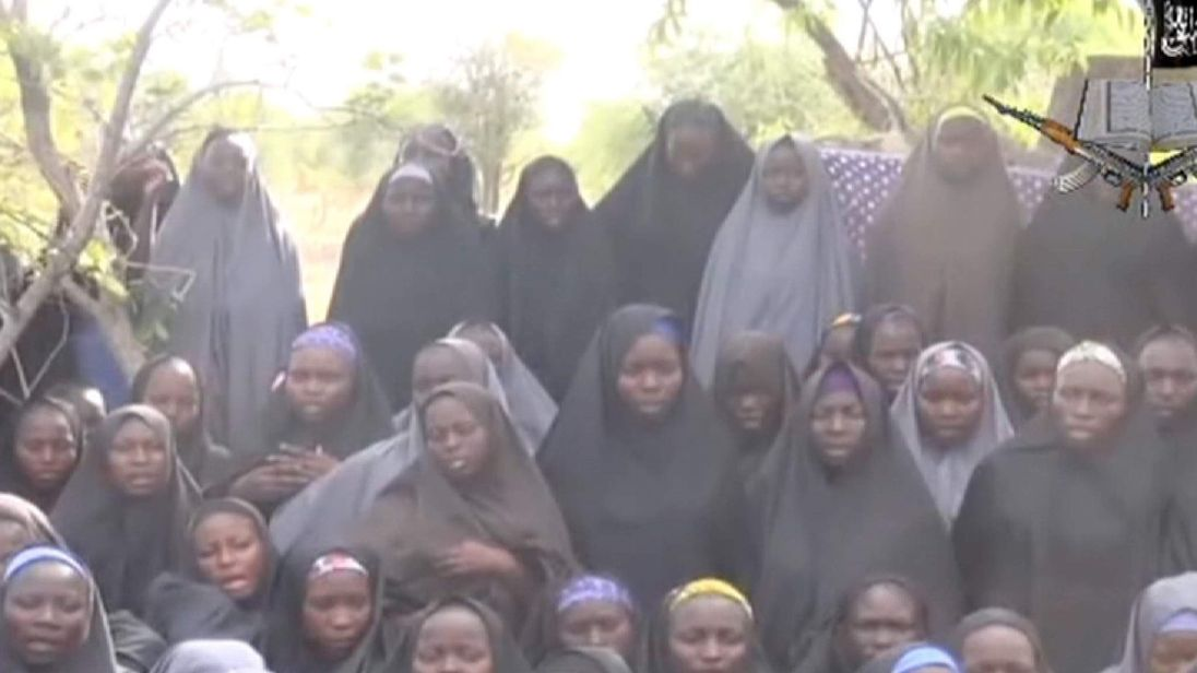 Nigerian schoolgirls kidnapped by Boko Haram
