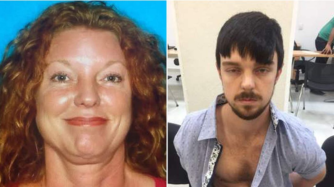 Tonya Couch (L) and Ethan Couch
