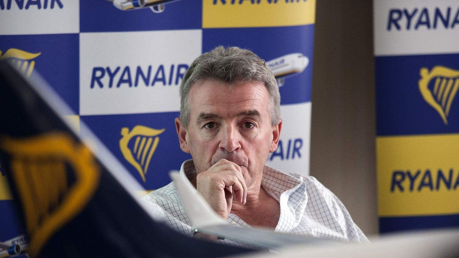 Ryanair's chief executive Michael O'Leary