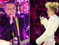 Sinead O'Connor warns Miley Cyrus