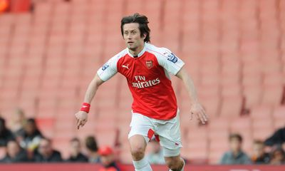 Former Arsenal midfielder Rosicky moves to Sparta