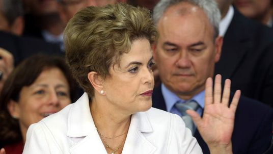 Brazil swears in new president after ousting of Dilma Rousseff