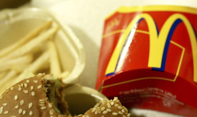 Fast food giant McDonald's to move non-US tax base to UK