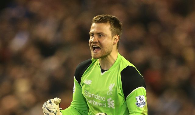 Mignolet won't accept being second choice goalie
