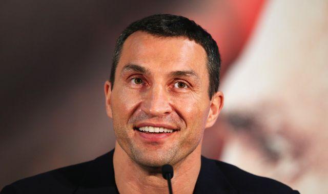 Klitschko wants to take on Joshua in spring