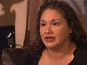 Foreign accent syndrome sufferer Lisa Alamia