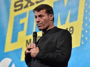 """Tony Robbins: I Am Not Your Guru"" - 2016 SXSW Music, Film + Interactive Festival"