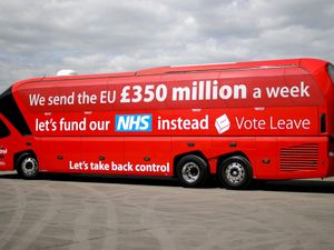 Let's see the £350m promised by Brexit campaigners for the NHS, say MPs