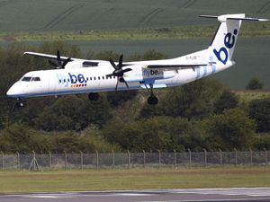 Flybe chief executive Saad Hammad stepping down