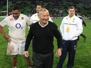Jones names seven uncapped players in squad