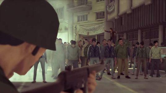 IRAN bans video game depicting 1979 Irankan revolution