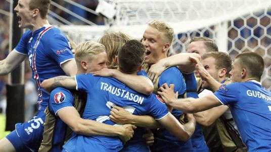 Iceland are through to the last 16