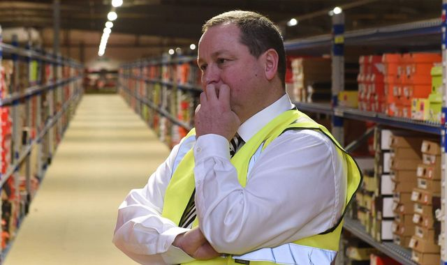 MP voices anger over recording device found on Sports Direct warehouse visit