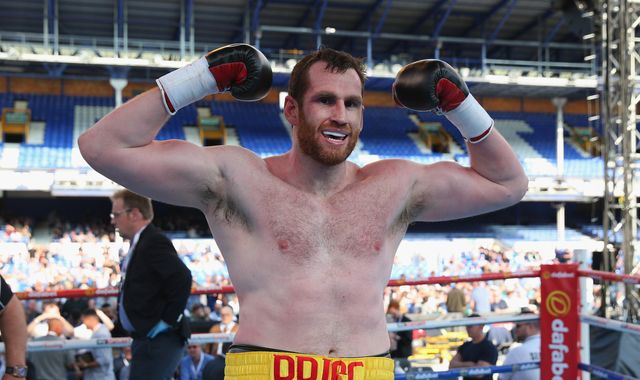 Price claims he is going to knock Joshua out