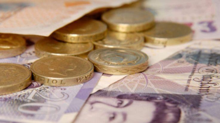Money Pounds sterling