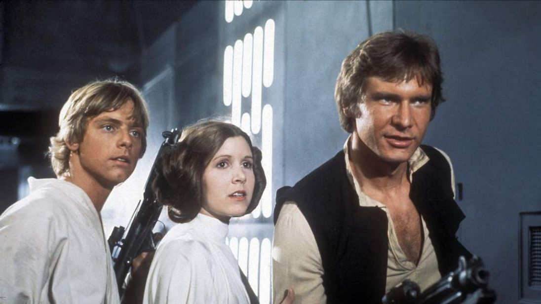1977, STAR WARS: EPISODE IV - A NEW