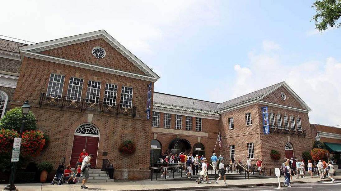 2010 Baseball Hall of Fame